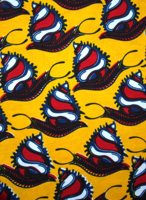 noeud papillon wax escargot jaune rouge noir