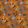 tissu-en-coton-imprime-cactus-sur-fond-brique